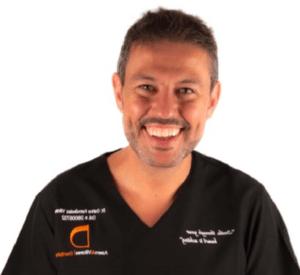 Dr Fernández Villares: Polydentia's Unica anterior matrix