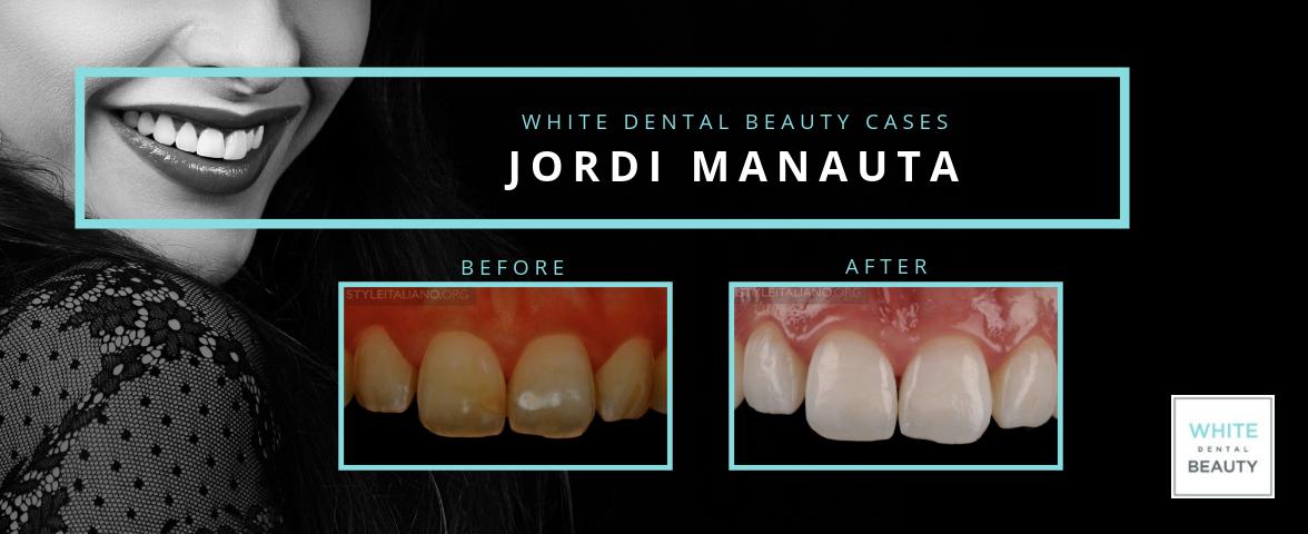 WHITE DENTAL BEAUTY CASE - jordi manauta